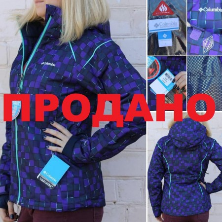 Женская лыжная куртка Columbia Sportswear Women's Snow Front Jacket