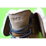 Мужские зимние ботинки Crocs AllCast II Luxe Snow Boot