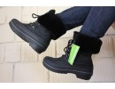 Женские сапоги Crocs AllCast II Luxe Snow Boot