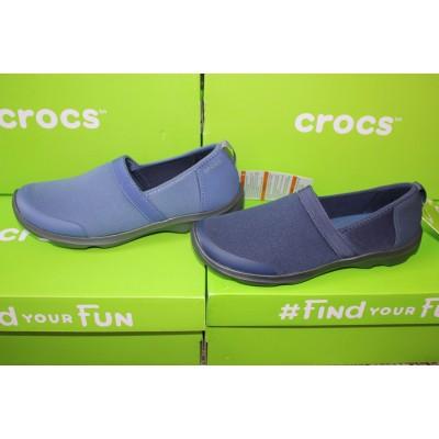 Женские мокасины Crocs Duet Busy Day 2.0 Satya Flat