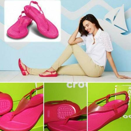 Женские босоножки Crocs Really Sexi T-Strap