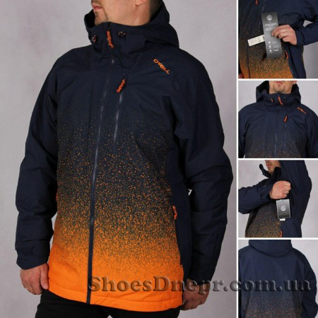 Мужская куртка O'Neill Men's Dominant Ski/Snowboard Jacket