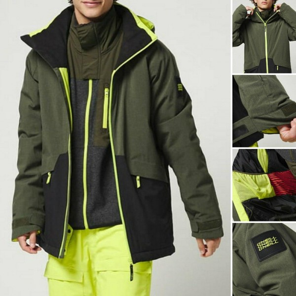 Мужская куртка O'NEILL mens Quartzite ski jacket men
