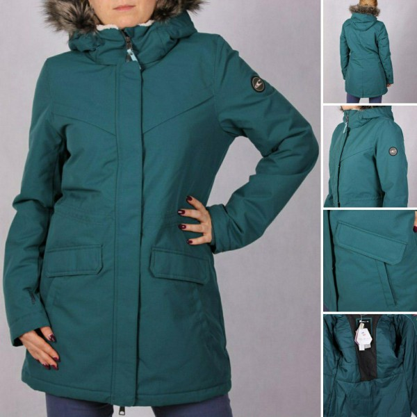 Женская куртка парка O'Neill Women's Journey Parka Technical Jacket
