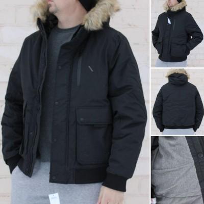 Мужская зимняя куртка Burton Menswear London Men's Black Acorn Short Parka Jacket