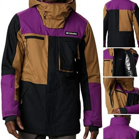 Мужская лыжная куртка Columbia Park Run Jacket
