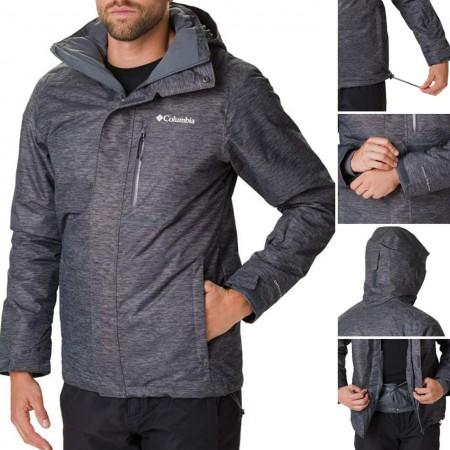 Мужская лыжная куртка Columbia Men's Waterproof Jacket Ride On