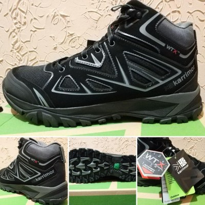 Мужские зимние ботинки Karrimor WTX Surge Mid Mens Walking Boots