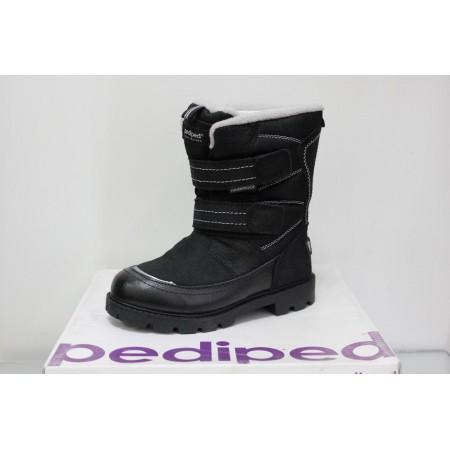 Детские зимние ботинки pediperd black